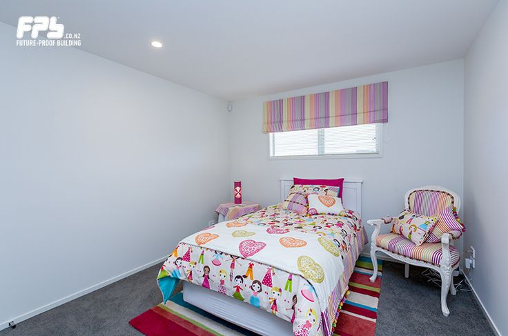 Bedroom. Come visit the showhome at 59 Links Drive, Waiwhakaiho, New Plymouth. Hours: Wednesday – Sunday: 12 – 5pm