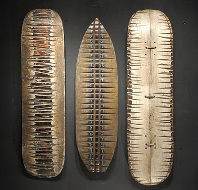 George Peterson | recycled wood