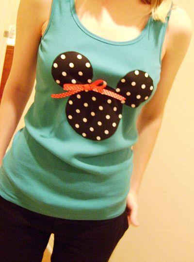 DIY Disney Shirt
