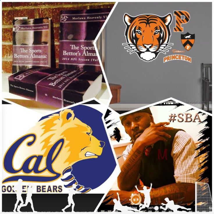 12/13/14 NCAAM #Princeton #Tigers vs #California #GoldenBears (Take: Tigers  10.5,Over 128) SPORTS BETTING ADVICE On 99% of regular season games ATS including Over/Under The Sports Bettors Almanac available at www.Amazon.com TIPS ARE WELCOME : PayPal - SportyNerd@ymail.com Marlawn Heavenly VII #NFL #MLB #NHL #NBA #NCAAB #NCAAF #LasVegas #Football #Basketball #Baseball #Hockey #SBA #401k #Business #Entrepreneur #Investing #Tech #Dj #Networking #Analytics #HipHop #MYTH7 #TBE