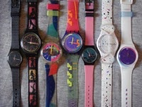 Swatches Watches! Memories! It was such a COOL thing. I had 3.