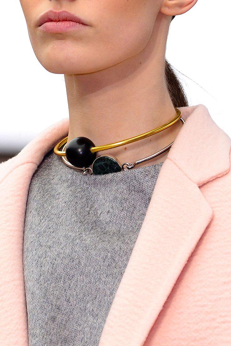 tendencias joyeria joyas otono invierno 2013 - Céline