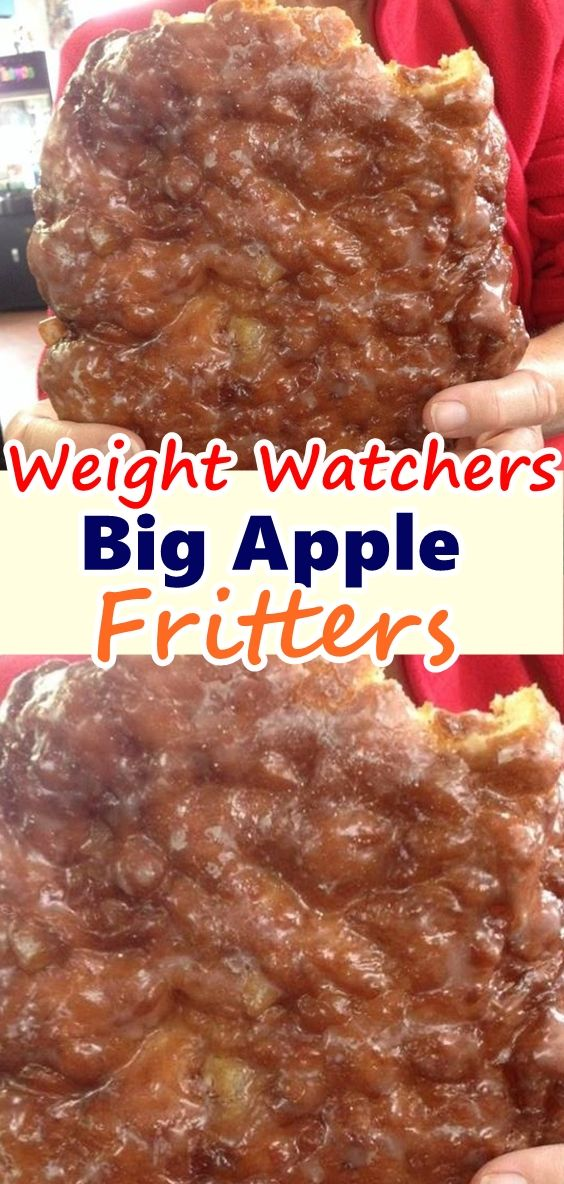 Big Apple Fritters