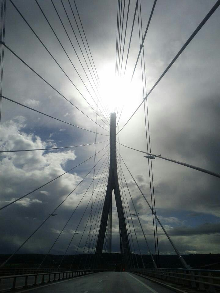 Pont de Normandy.