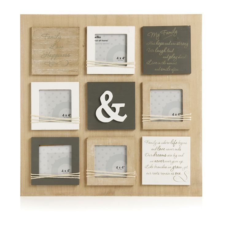 Best 25+ Multi picture frames ideas on Pinterest | Multi ...