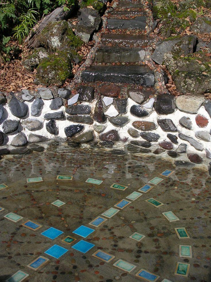 cerámicas para piletas, estanques, piscinas