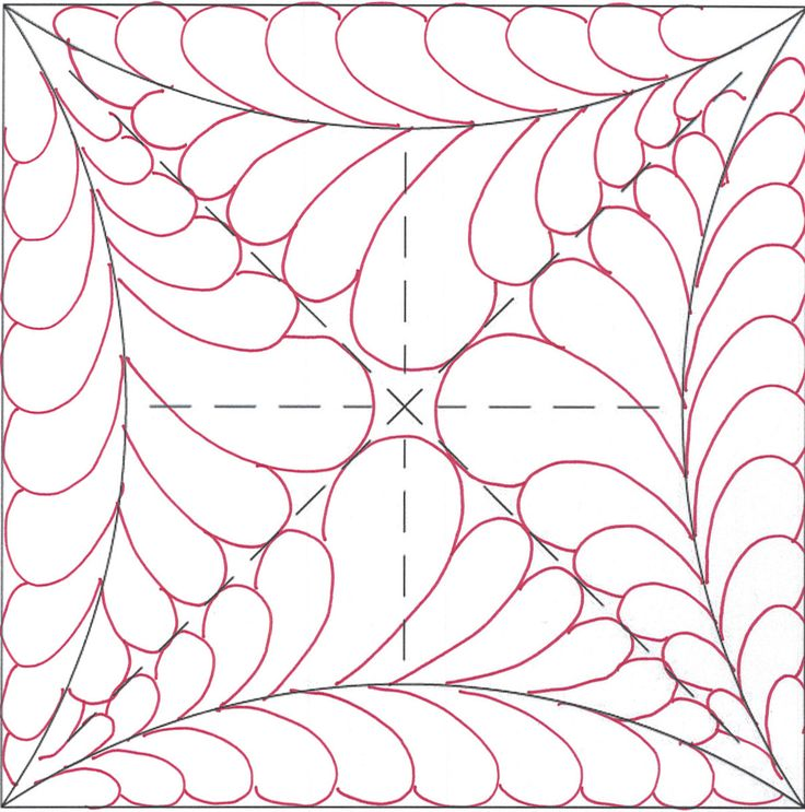 671 best Quilting: Stipple Plus images on Pinterest | Free motion ... : free motion quilting patterns for beginners - Adamdwight.com