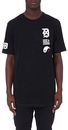 DOPE CHEF Japan logo t-shirt