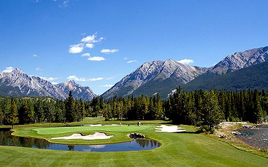 Nicklaus North Golf Course - Whistler, BC Canada
