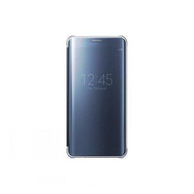 Чехол для смартфона Samsung для Galaxy S6 Edge+ Clear View Cover G928 темно-синий/прозрачный (EF-ZG928CBEGRU) (EF-ZG928CBEGRU)  — 2340 руб. —  Чехол (флип-кейс) Samsung для Samsung Galaxy S6 Edge Plus Clear View Cover G928 темно-синий/прозрачный (EF-ZG928CBEGRU)