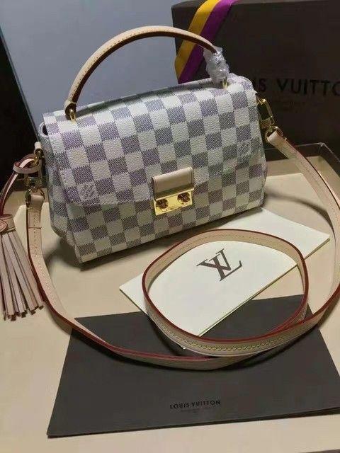 55168fa36a8 Bolsa Louis Vuitton Métis Damier Azur
