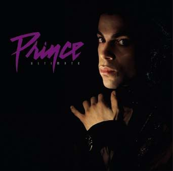 Prince Batman Era | Ultimate Prince CD cover (inside slipcase)