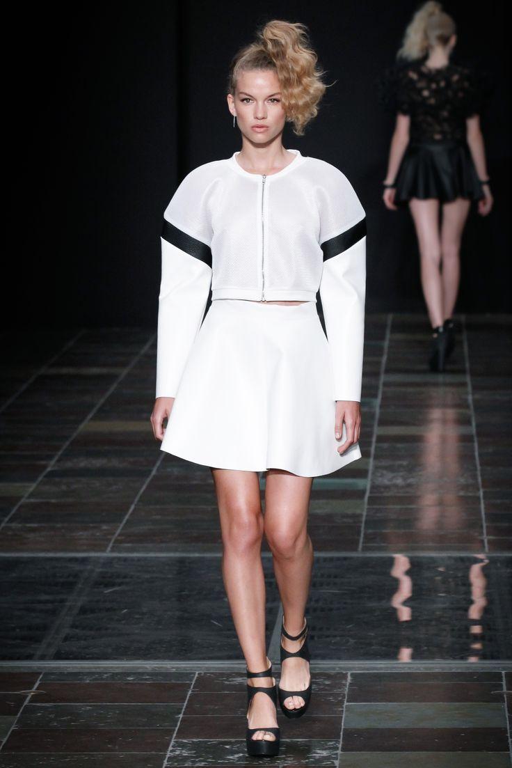 SS15 Stine Ladefoged........ Fashion Knitwear details runway art photography