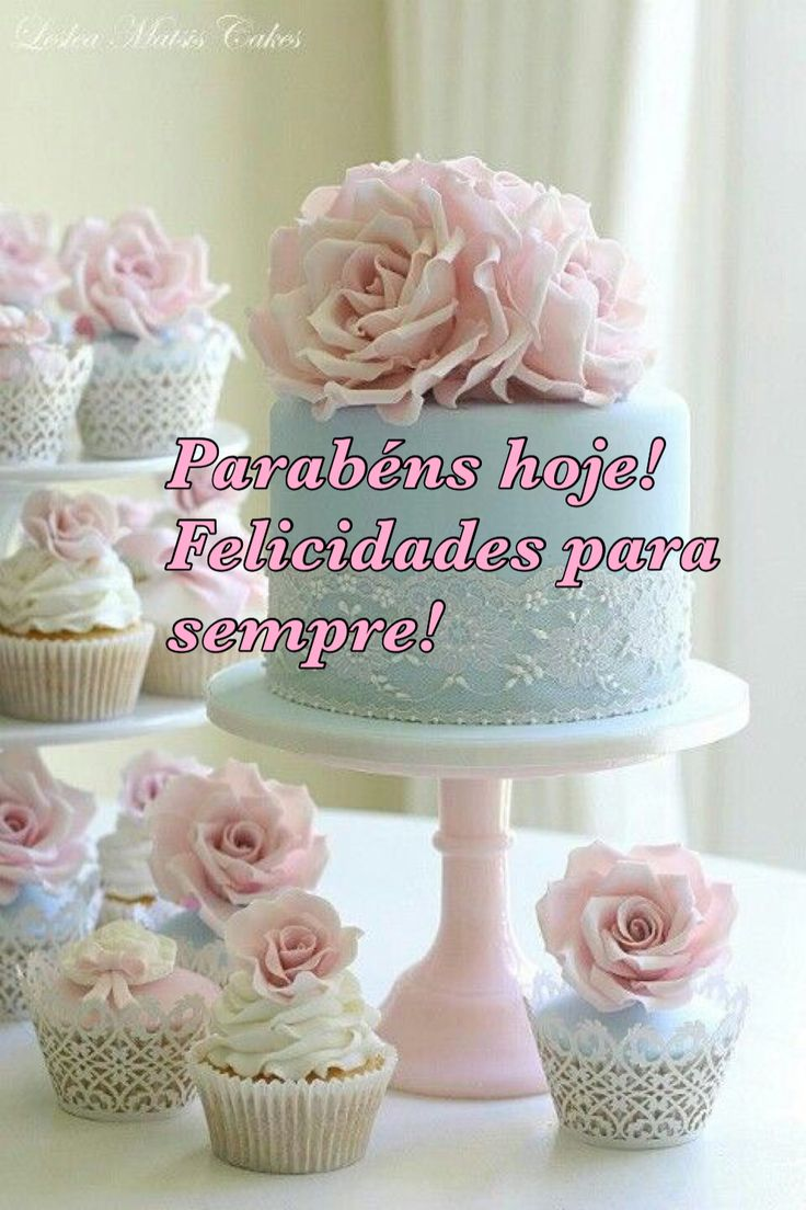 Portuguese Birthday Cake