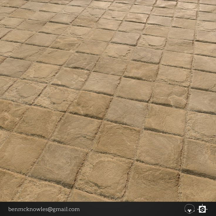 Substance Stone Tiles, Ben Knowles on ArtStation at https://www.artstation.com/artwork/LEqmk