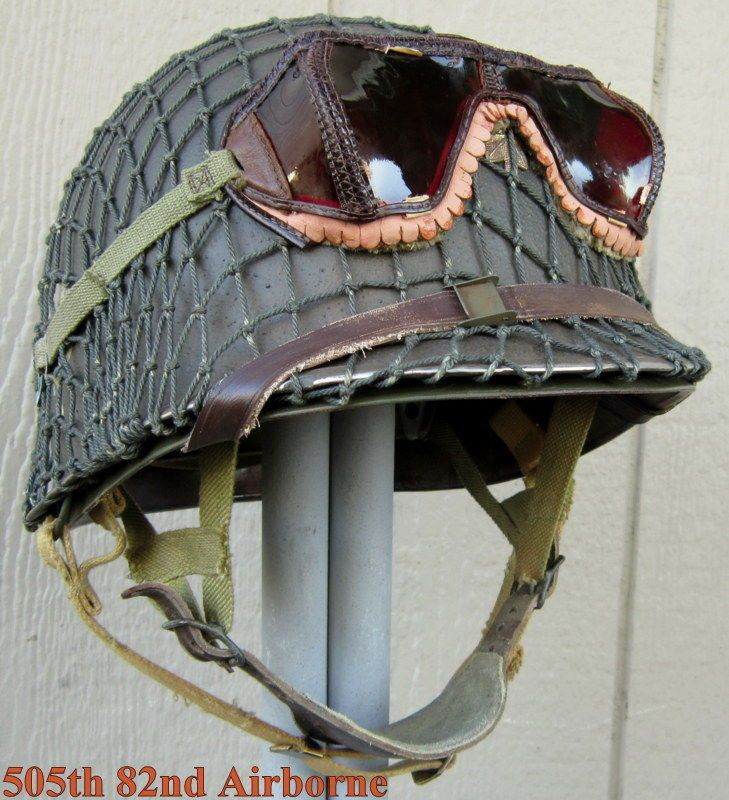 d-day helmet
