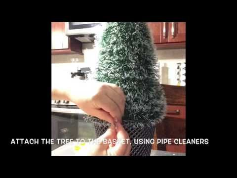 Mini Christmas tree  - YouTube