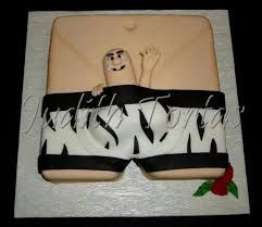 Resultado de imagen para tortas para despedida de soltero