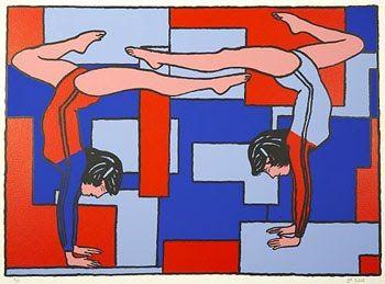 Derek Boshier Pop Art