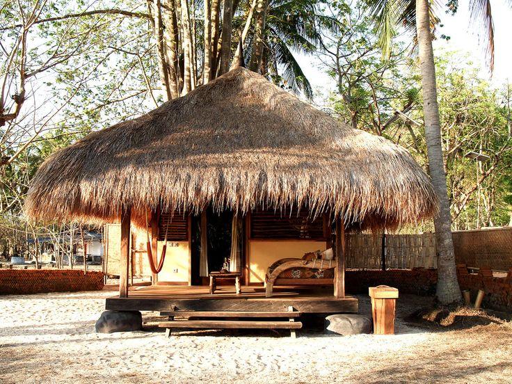 Gili Asahan Eco Lodge Bungalow