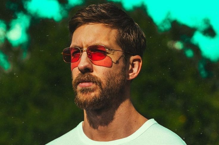 "Scottish record producer Calvin Harris premiered a new song ""Slide"" with Frank Ocean and Migos on Spotify."