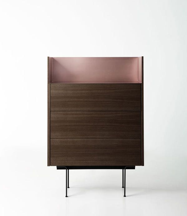 Stockholm sideboards for Punt by Mario Ruiz