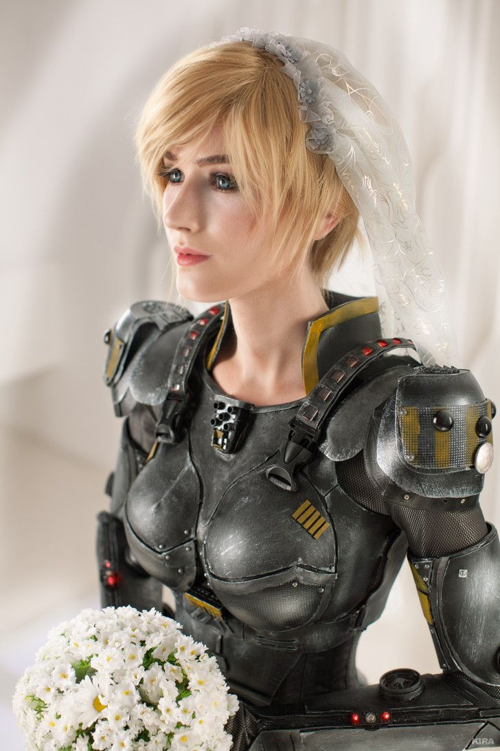Wreck-It Ralph - Sergeant Calhoun by Svetlana Temirova - Album on Imgur