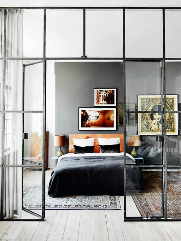 Bringing New York Loft Style Into The Bedroom Loft Style Bri With