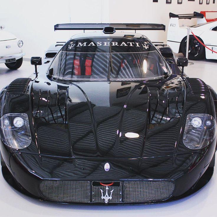 Maserati MC-12