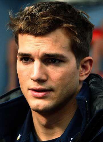 Ashton Kutcher. Bae<33333