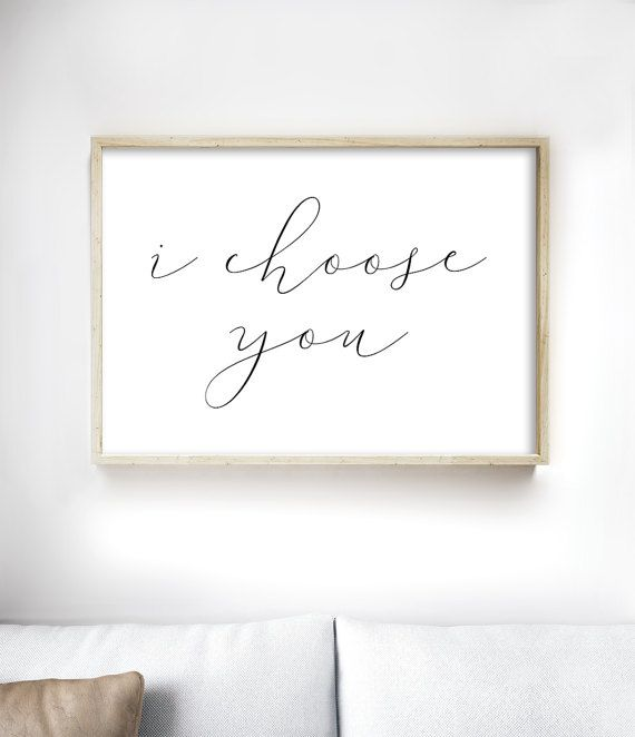 Fiancé gifts, 1st Anniversary gifts. Instant download printable art. // Art Prints for the walls of your home by Little Ink Empire on Etsy