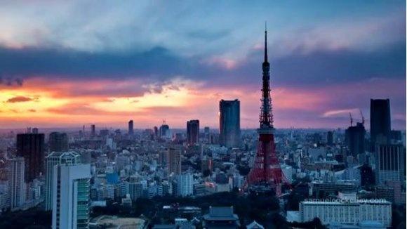 SCENE OF TOKYO