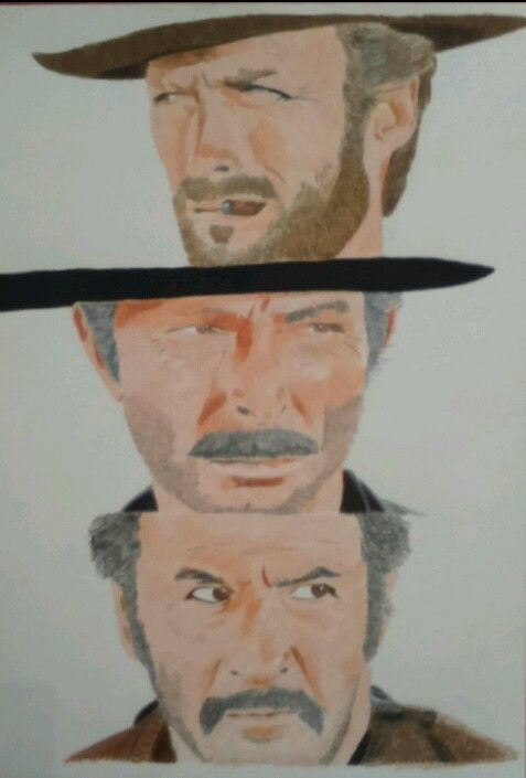 The Good, The Bad, & The Ugly Ltd edition print. in Art, Prints, Contemporary (1980-Now)   eBay