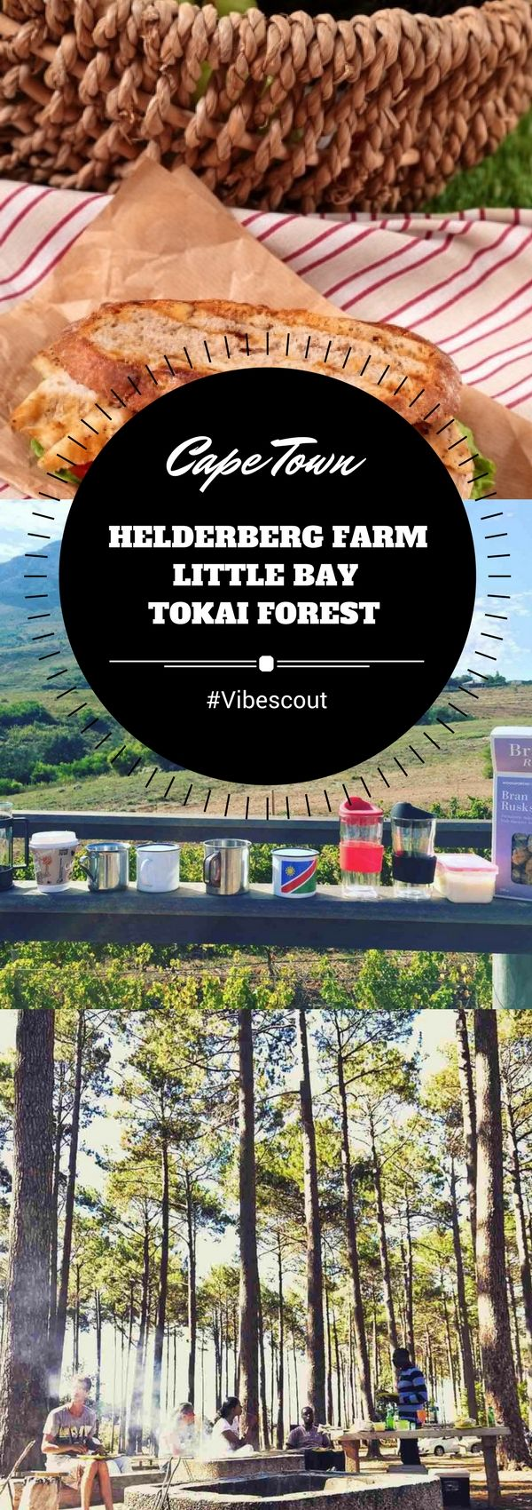 Helderberg farm and 19 other Cape Town picnic spots