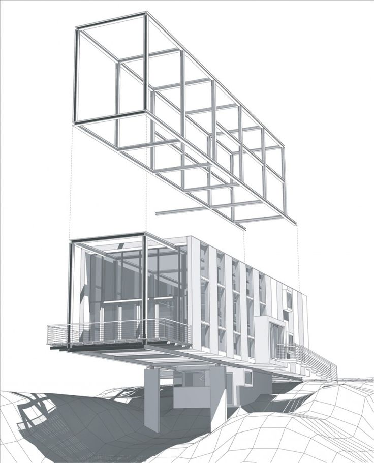 Cantilever House – Anderson Anderson Architecture