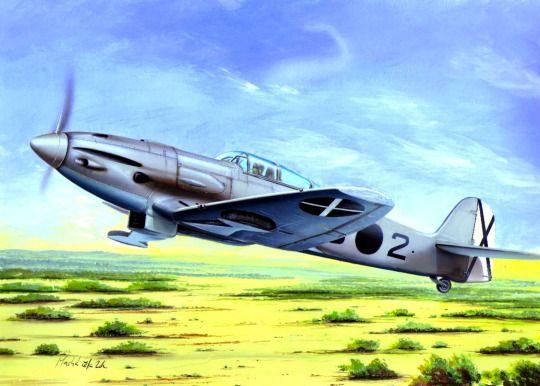 Heinkel 112 in SCW