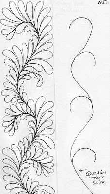 LuAnn Kessi: Sketch Book....Feathers http://luannkessi.blogspot.com/2013/06/sketch-bookfeathers.html