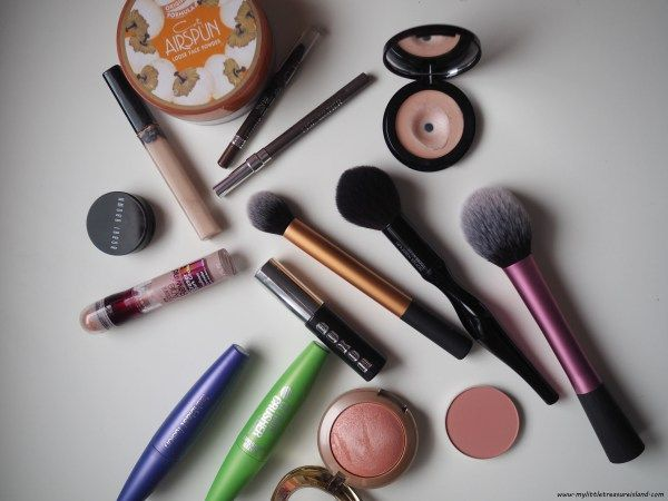 2015 favorite beauty products