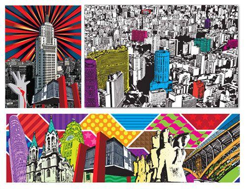12 peças inspiradas na cidade de São Paulo - Casa