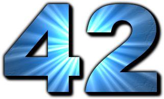 From Wikiwand: 42, a resposta para a pergunta fundamental sobre a vida, o universo e tudo mais.
