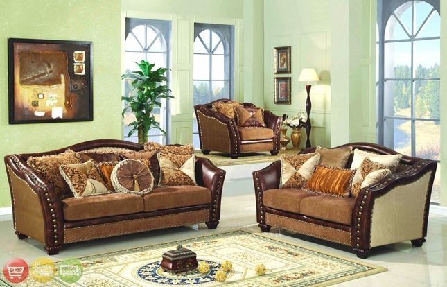 Western Style Living Rooms