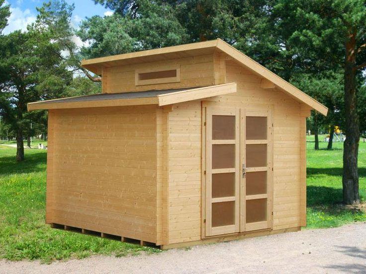 Dora Shed Kit #woodshedkits #gardenshedkits