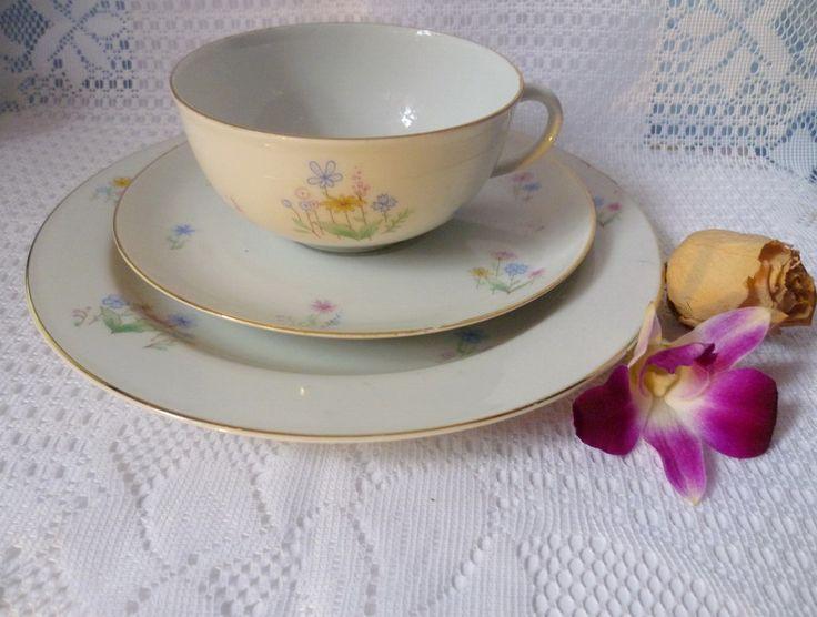 ♫  Prachtgedeck Arzberg  ♫ von *Cafe-Antique* auf DaWanda.com