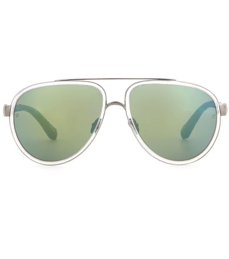 awesome Verspiegelte Sonnenbrille Mit Schlangenleder http://portal-deluxe.com/produkt/verspiegelte-sonnenbrille-mit-schlangenleder/  625.00