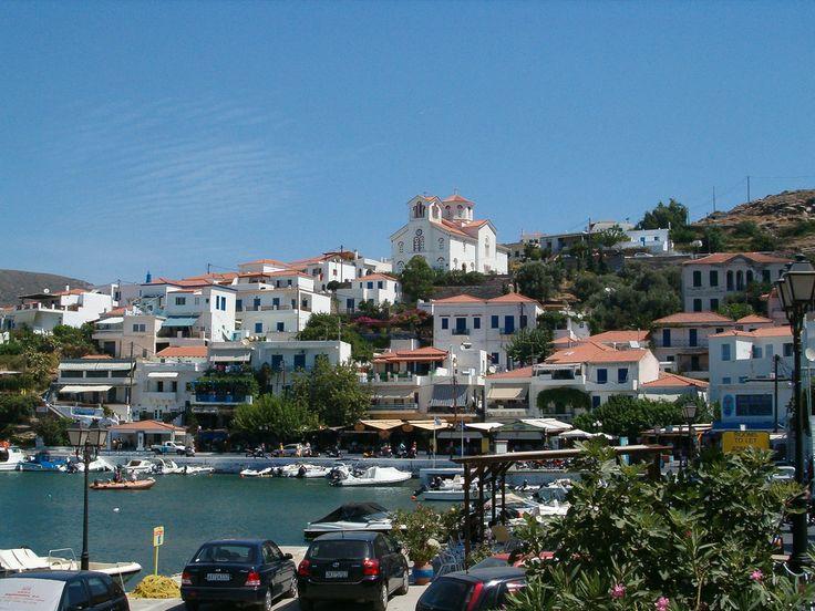 Batsi - Andros - Les Cyclades