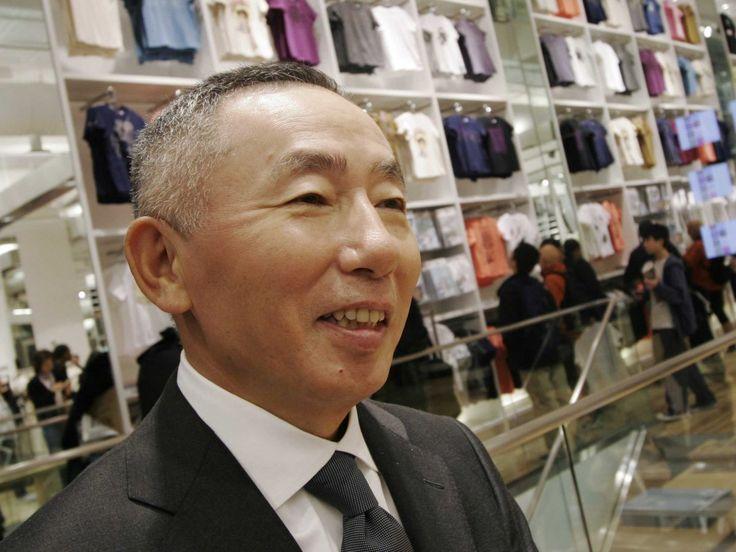 #16 Tadashi Yanai & family, 17.9 Billion