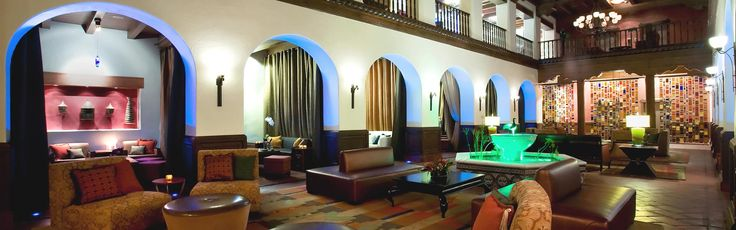 Hotel Andaluz | Historic Boutique Hotel, Downtown Albuquerque, NM