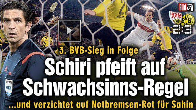 • VfB Stuttgart | VFB-News • Bundesliga Saison 2014/15 - Bild.de http://www.bild.de/bundesliga/1-liga/saison-2014-2015/spielbericht-vfb-stuttgart-gegen-borussia-dortmund-am-22-Spieltag-36648796.bild.html