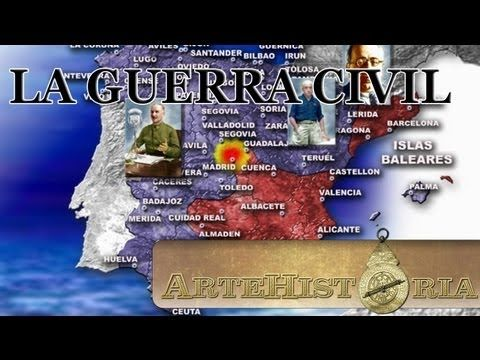 ▶ Documental sobre la guerra civil española - YouTube