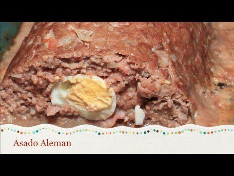 Como hacer Asado Alemán - YouTube